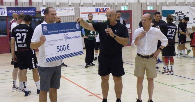 TuS N-Lübbecke sicherte sich den Sieg beim 94er-Cup