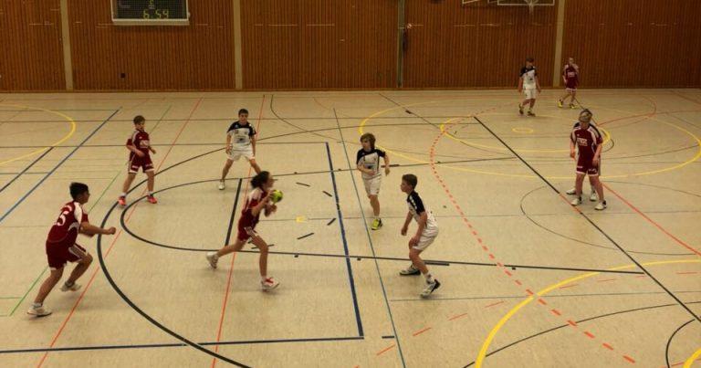 Männl. D-Jugend: Duell um die Spitze in Sulzbach