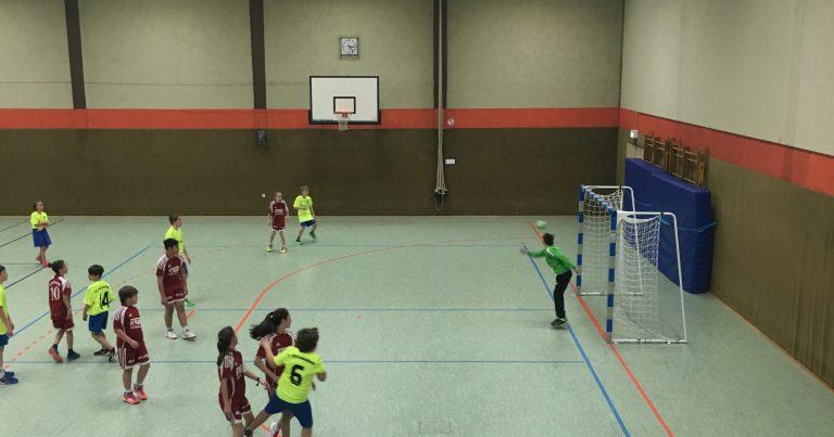 Männl. D-Jugend: Gute Leistung in Schaafheim