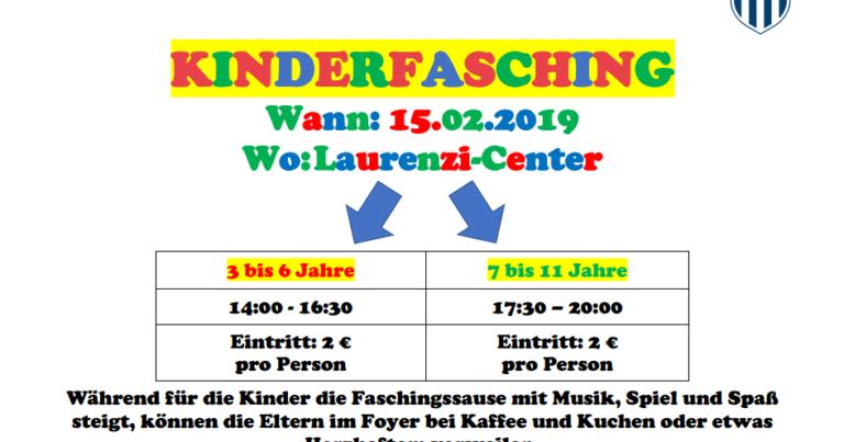 94er Kinderfasching in Kleinostheim!