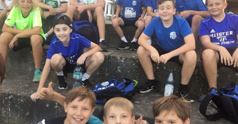 Deutsches Sportabzeichen 2020 – Teil 2